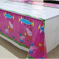 Table cover Peppa Pig, 108x180 cm