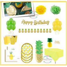 Party Set Pineapple