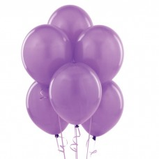 Strong Balloons 27cm, Pastel Lavender Blue (1 pkt / 10 pc.)