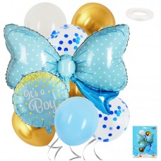 Balloons set Baby Boy, 9pcs