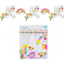 Party garland Unicorn