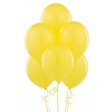 Strong Balloons 27cm, Pastel Lemon Zest (1 pkt / 10 pc.)
